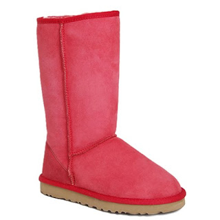 ugg boots classic tall 5815 Monascus Red