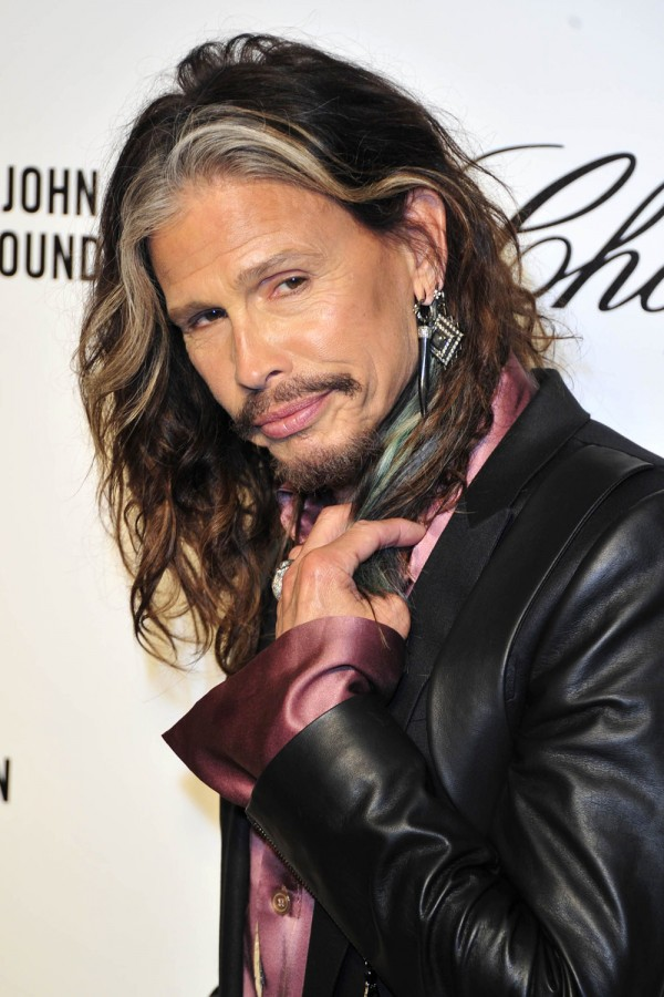 Steven Tyler At The Oscars After Parties